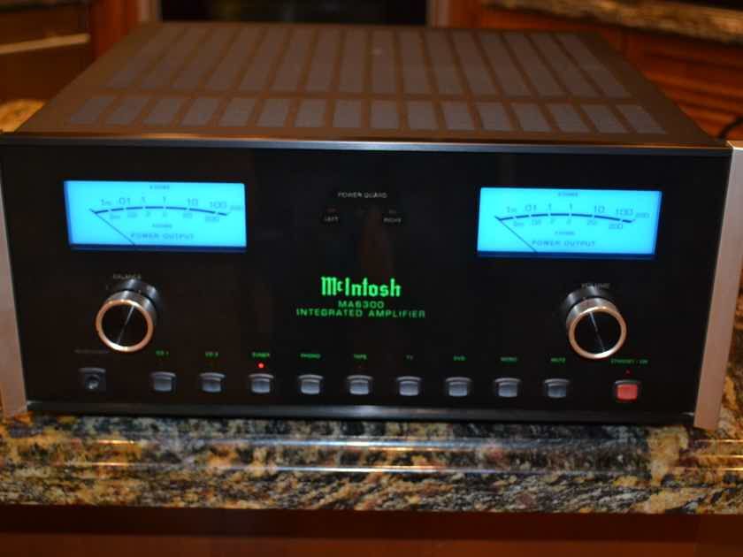 McIntosh MA6300 Integrated Amplifier