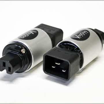 Premium 20 amp to 15 amp IEC Adapter