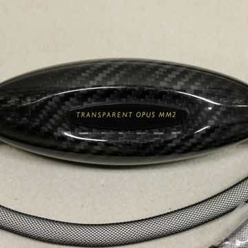 Transparent Audio Opus MM RCA