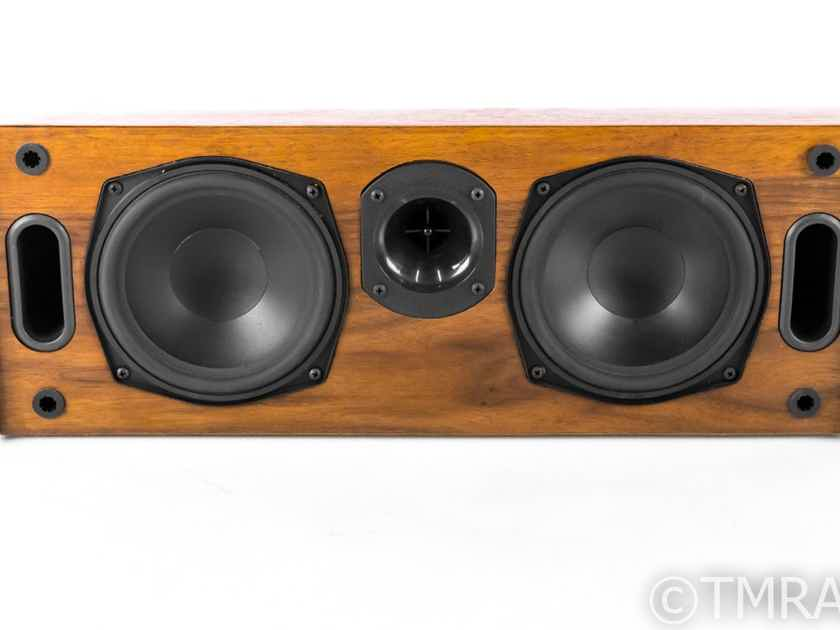 Klipsch KV3 Center Channel Speaker; Walnut; KV-3 (22631)