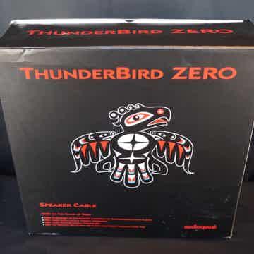 AudioQuest Thunderbird Zero 13' Full Range Speaker Cable
