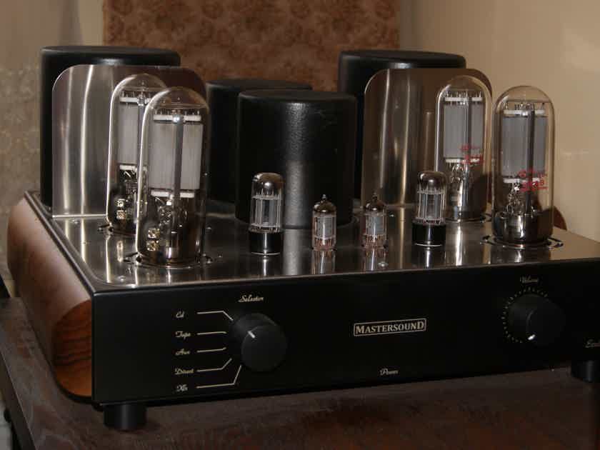 Mastersound  EVOLUTION 845 INTEGRATED AS NEW,  STILL UNDER WARRANTY