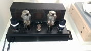 Audio Horizons 300B power amplifier