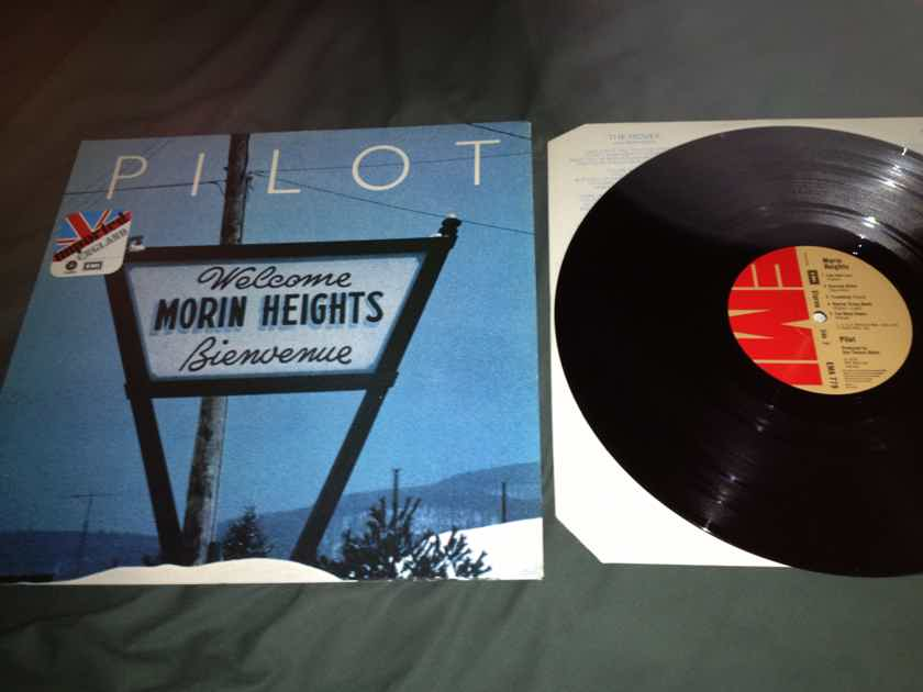 Pilot - Morin Heights EMI UK LP NM Roy Thomas Baker