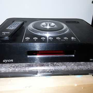 CD-07S CD player