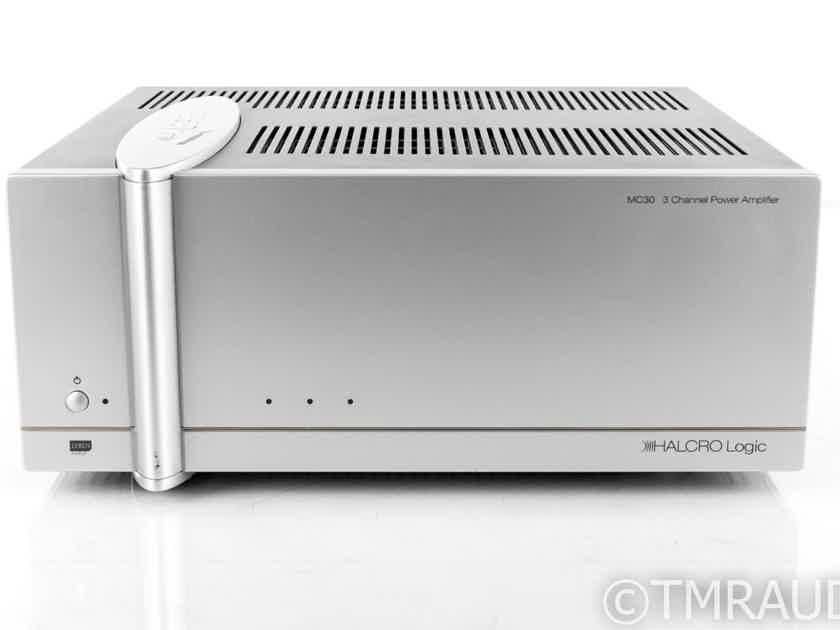Halcro Logic MC30 3 Channel Power Amplifier; MC-30 (21050)