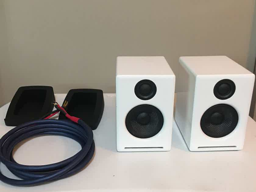 Audioengine A2+ Powered Speakers with USB DAC