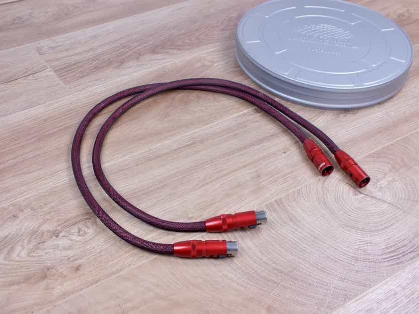 AudioQuest Anaconda audio interconnects XLR 0,6 metre