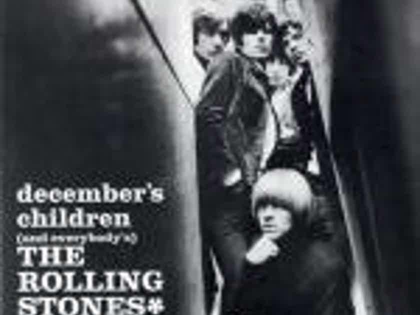 The Rolling Stones - December's Children SACD Super Audio CD NEW