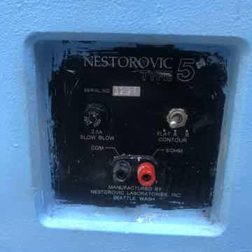Nestorovic Labs Type 5as
