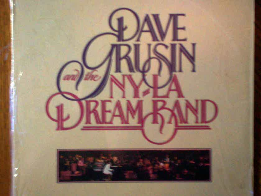 Dave Grusin And The N.Y. / L.A. Dream Band - Dave Grusin And The N.Y. / L.A. Dream Band - 1982 GRP Records GRP-A-1001