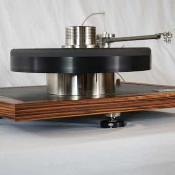 "Cantano Cantano W/T turntable and 12"" tonearm - showroo..."