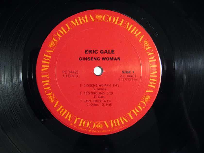 Eric Gale - Ginseng Woman  - 1977 Columbia PC 34421