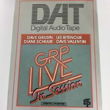 GRP Live in Session, New DAT