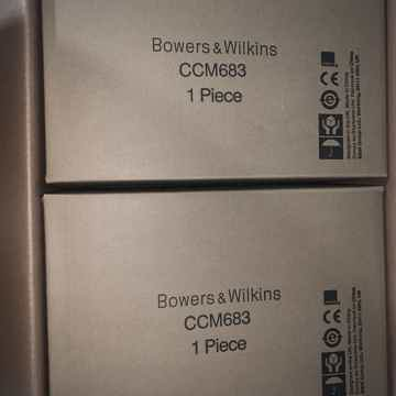 B&W CCM683