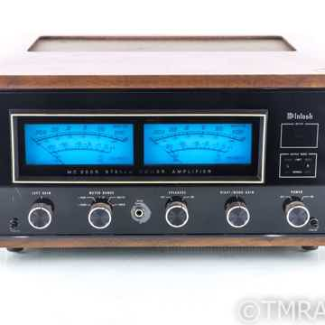 McIntosh MC2205 Vintage Stereo Power Amplifier