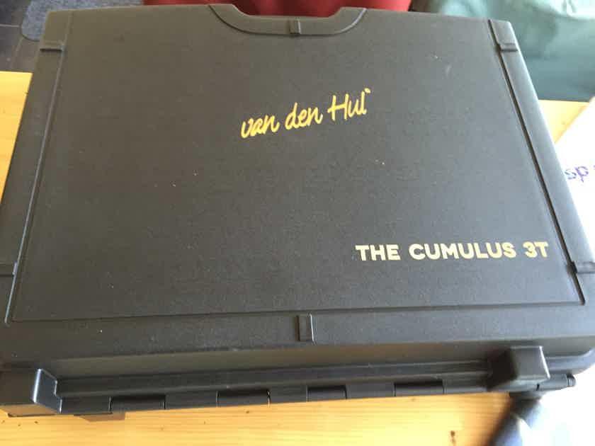 Van den Hul  Mounted set 3T The CUMULUS Hybrid  Loudspeaker Cable 3.0 meter pair (set)
