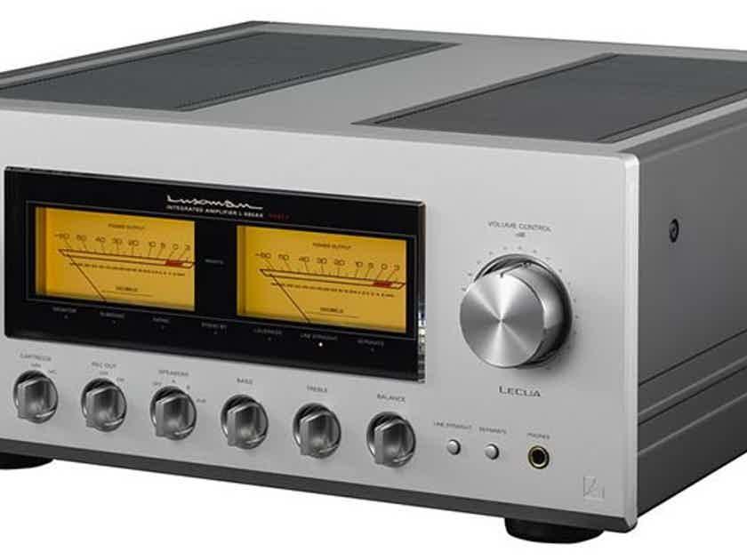 Luxman L-590AX MK2 Integrated Amplifier