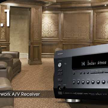 INTEGRA  DRX-R1.1 11.2-Ch 140 W THX A/V Receiver