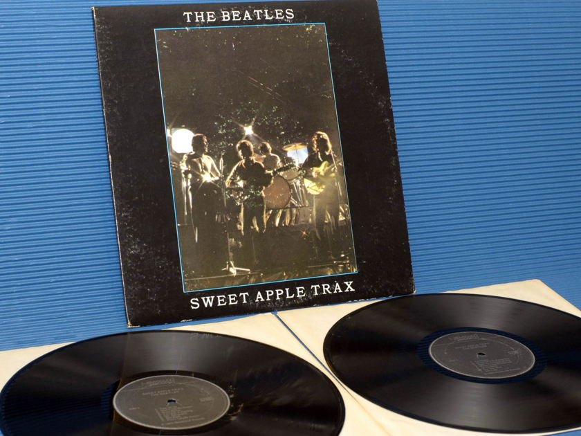 "THE BEATLES  - ""Sweet Apple Trax"" -  Newsound Records 1975 German"