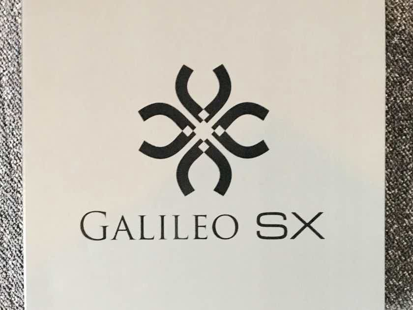 Synergistic Research Ref Galileo UEF Digital Blue Treated 5' Power Cord