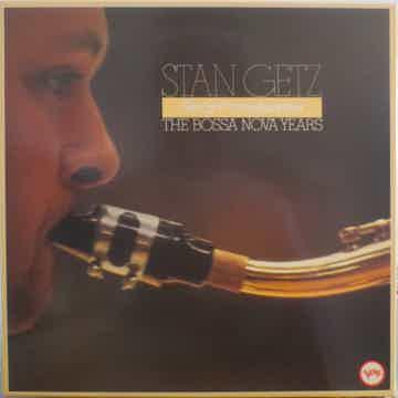 Stan Getz The Girl From Ipanema: The Bossa Nova Years Vol. 2