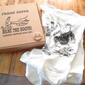 Zappa and Mothers - Beat the Boots!! Rare near mint box...