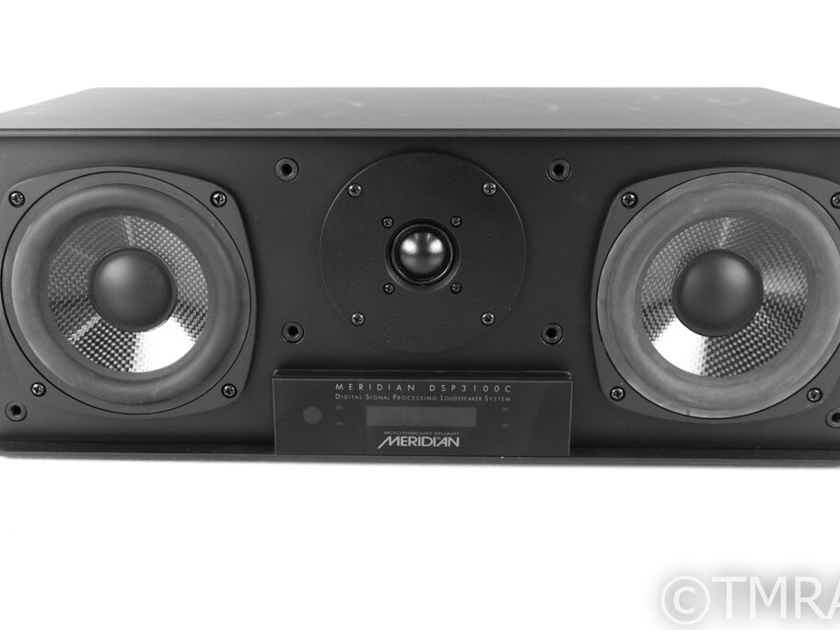 DSP10HC Digital Powered Center Channel Speaker