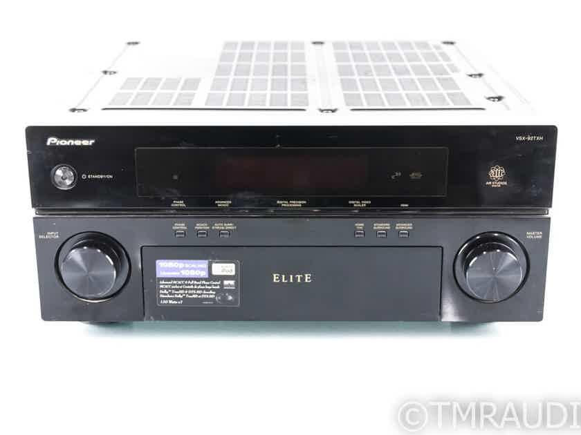 Pioneer Elite VSX-92TXH 7.1 Channel Home Theater Receiver; (No Remote) (22768)
