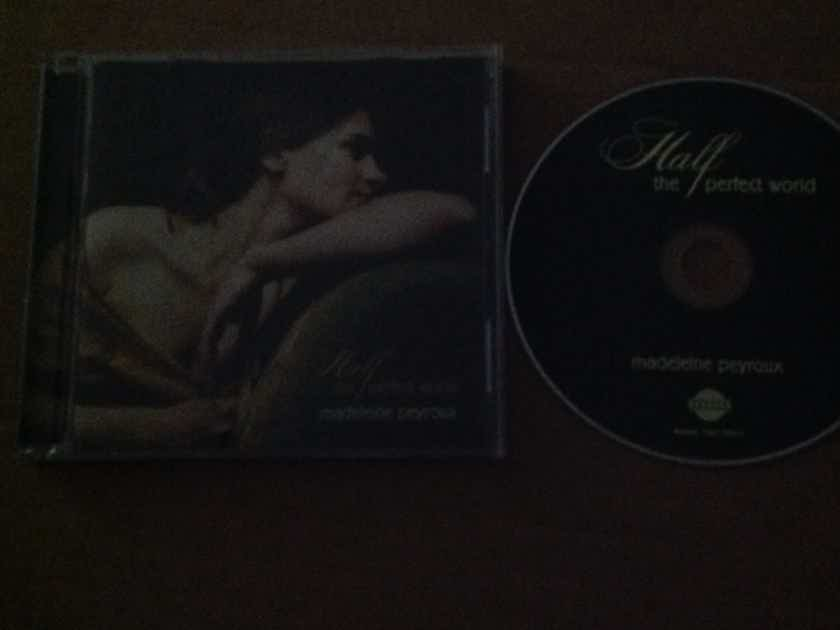 Madeline Peyroux - Half The Perfect World Rounder Records Compact Disc