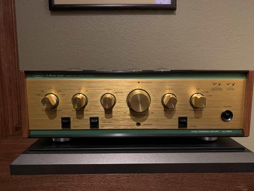 Leben Hi-Fi Stereo Co. CS-600 - less than 2 years young.