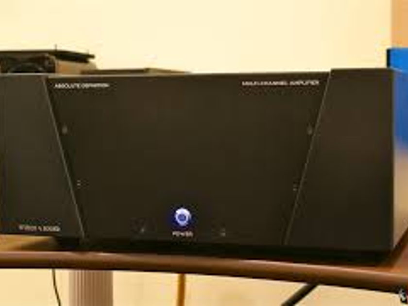 Wyred4Sound 5 Channel Amplifier Wyred 4 Sound