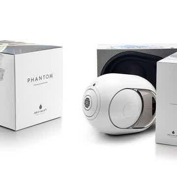 DEVIALET Phantom Premier / Silver - brand new