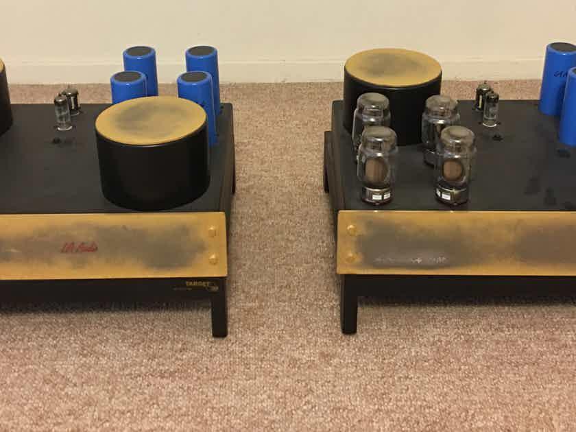 LA Audio (Lennart Andersen) P3 Tube Monoblock Amplifiers