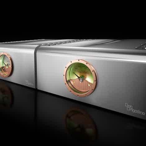 Dan D'Agostino Progression Amplifier