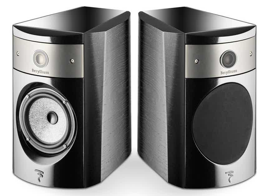 Focal Electra 1008 Be II -Black Ash (Pair)