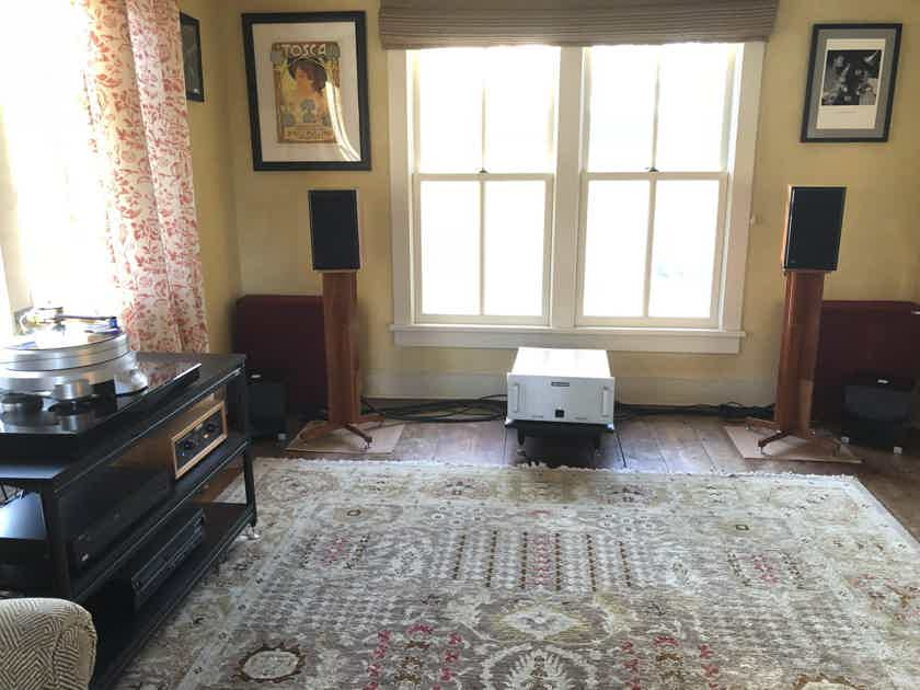 Extraordinary Analog Home Stereo System and Extensive LP Record Collection
