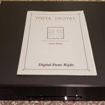 Theta Digital DSPro Gen III