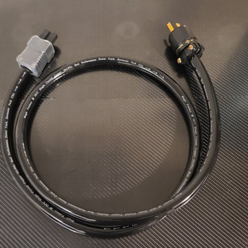 Fantasy III AC10 Power Cable. 1.5 Meters.