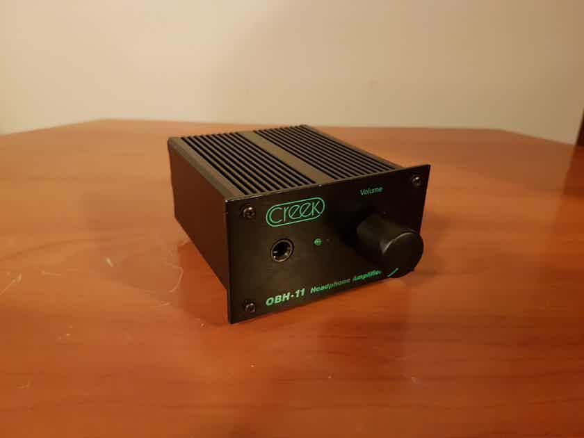 Creek Audio OBH-11 Headphone Amplifier