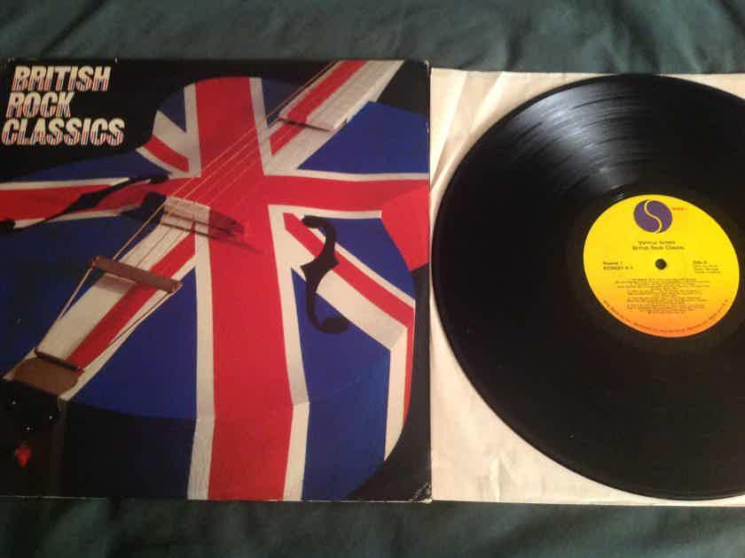 Various The Beatles Fleetwood Mac Elton John  British Rock Classics