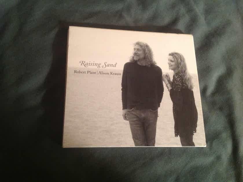 Robert Plant Alison Krauss Raising Sand Not Remastered CD