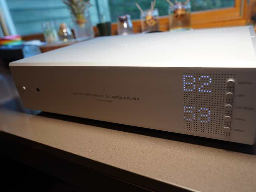 Waversa Systems Incorporated Wamp 2.5 Monaural full digital integrated amplifier WORLDWIDE SHIPPING