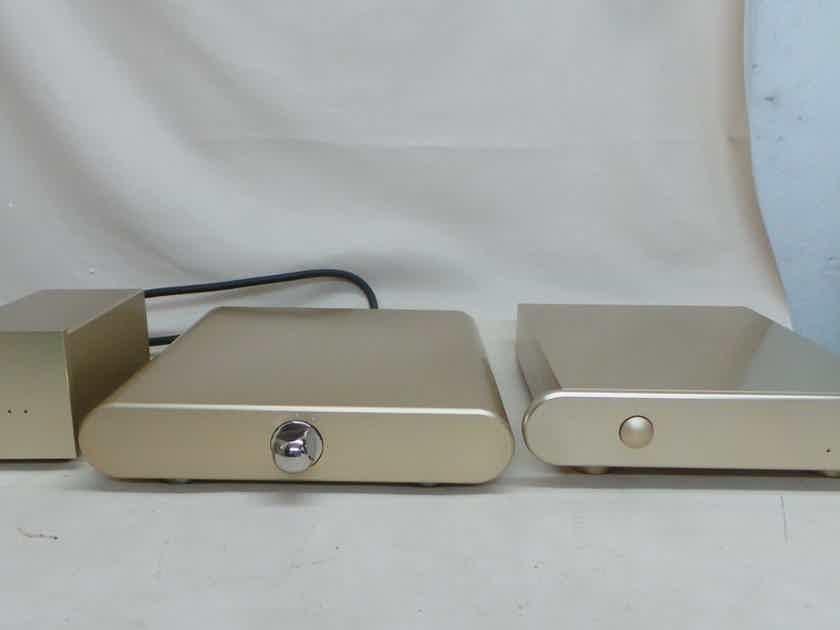WAVAC Audio LCR-X2 phonostage