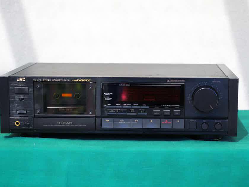 JVC TD-V711 Stereo Cassette Deck