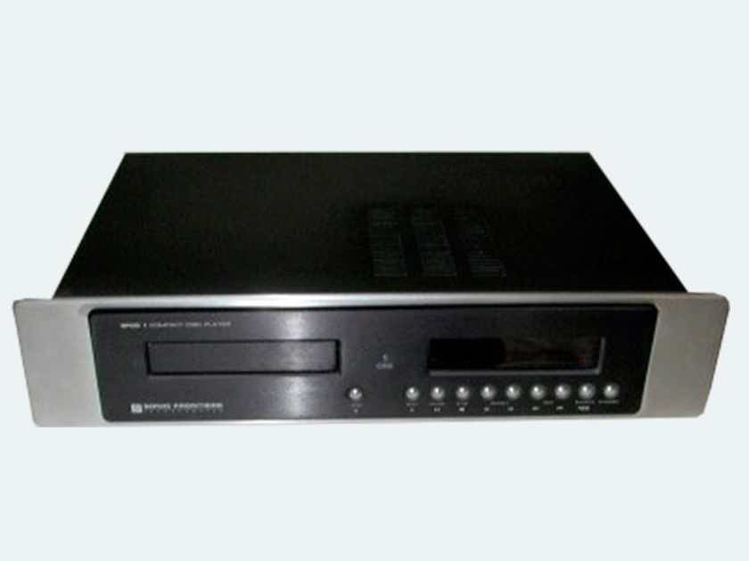 SONIC FRONTIERS SFCD-1 CD  Player: Excellent Condition; 1 Yr. Warranty; 70% Off; Free Shipping