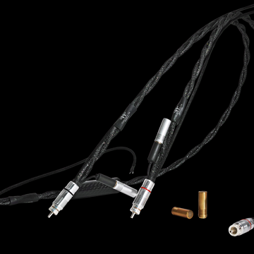 Synergistic Research Galileo SX Phono Cables