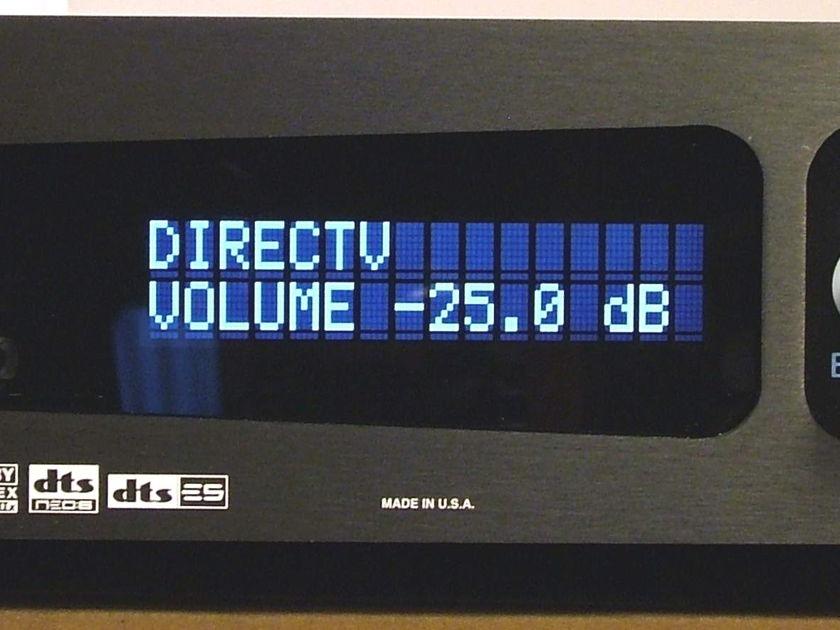 ADA Audio Design Associates Cinema Rhapsody Mach III Home Theater Pre/Pro