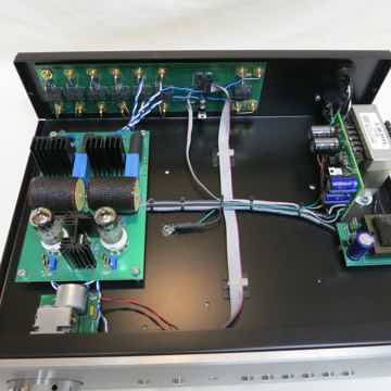 Exemplar Audio Exception SE Preamp