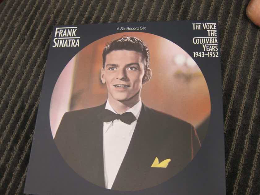 Frank Sinatra Columbia C6X 40343 6 Album Box Set, Ex Sound, Production, Condition